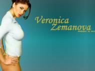 Veronica Zemanova / Celebrities Female