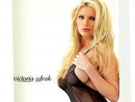 Black underwear / Victoria Zdrok