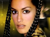 Yasmeen Ghauri / Celebrities Female