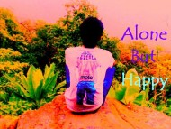 Alone But Happy / Ammy