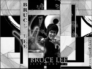 Download Greyscale / Bruce Lee