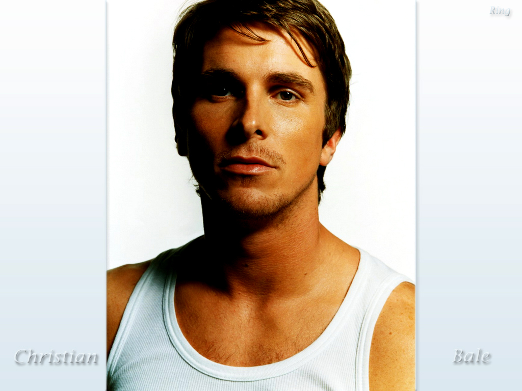 Free download full size christian bale wallpaper num 4 1024 x 768