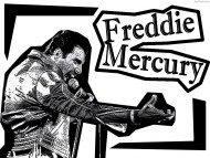 Freddie Mercury / Celebrities Male