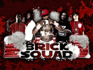Brick Squad, Waka, Flocka, Wacka, Wocka, Flacka, Gucci, OJ, OJ Da, OJ Da Juiceman, Hip Hop, Rap, South, Crunk, Gangsta, Gangster, Thug / Gucci Mane