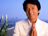 White coat / Jackie Chan