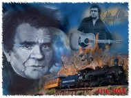 Johnny Cash / Celebrities Male