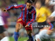 running / Ronaldinho