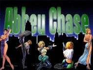 Danger Girl / Character Abbey Chase