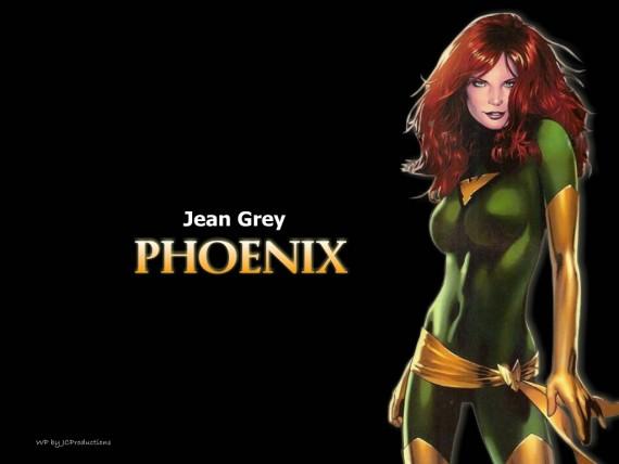 Free Send to Mobile Phone xmen, jean grey, phoenix, fire, sexy, famke janssen, famke, janssen Character Jean Grey Phoenix wallpaper num.4