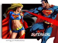 Character Supergirl / Comic Books