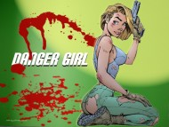 Danger girl / Characters