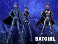 bat girl / Characters
