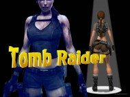 tomb raider, x box, gamer / Lara Croft