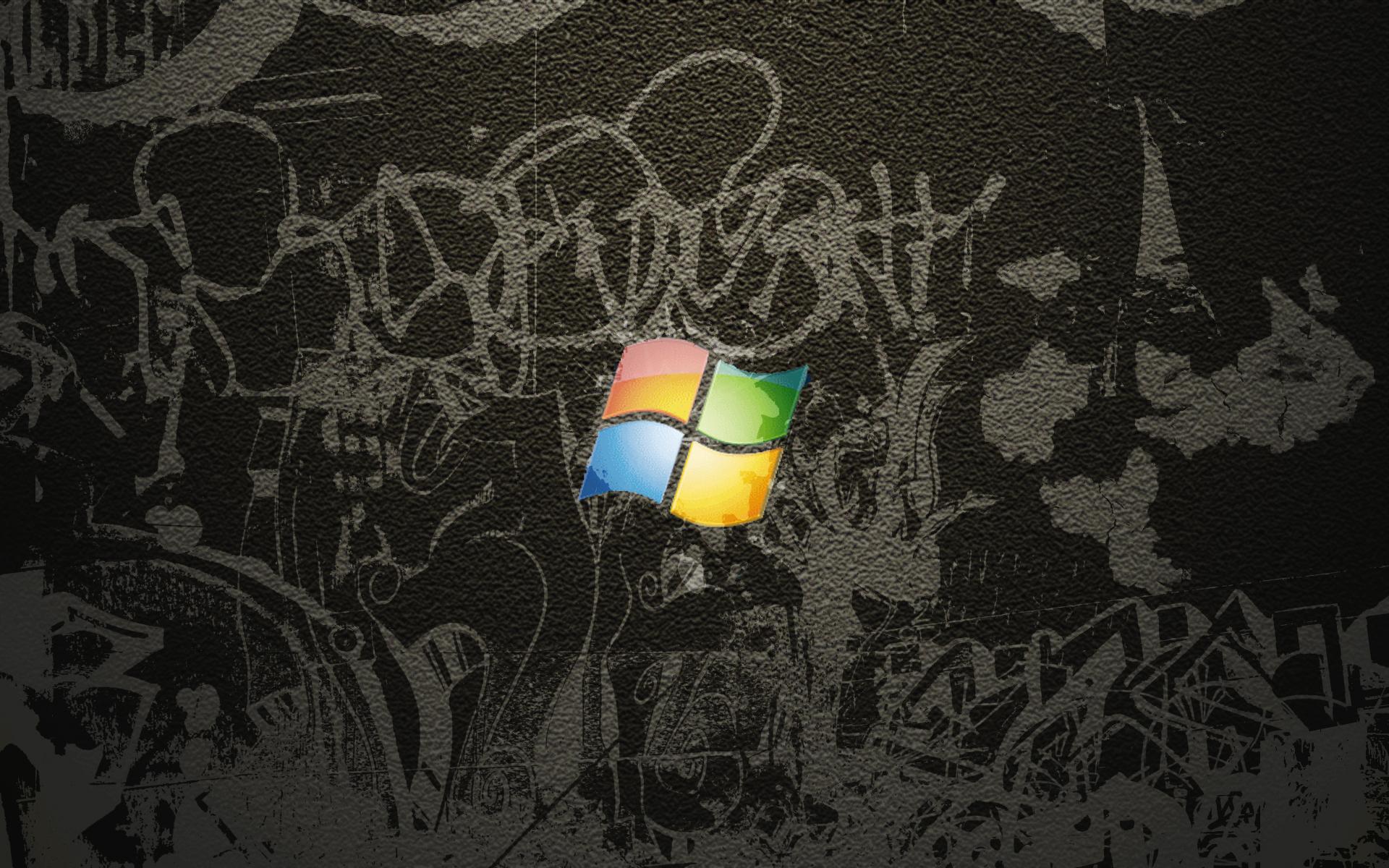 Download High quality plaster background Windows Vista wallpaper / 1920x1200
