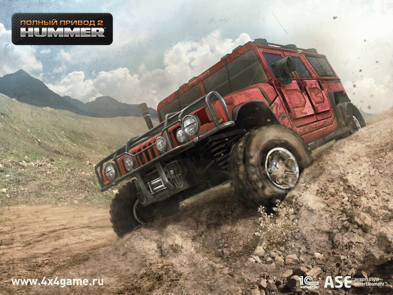 off road 2 game