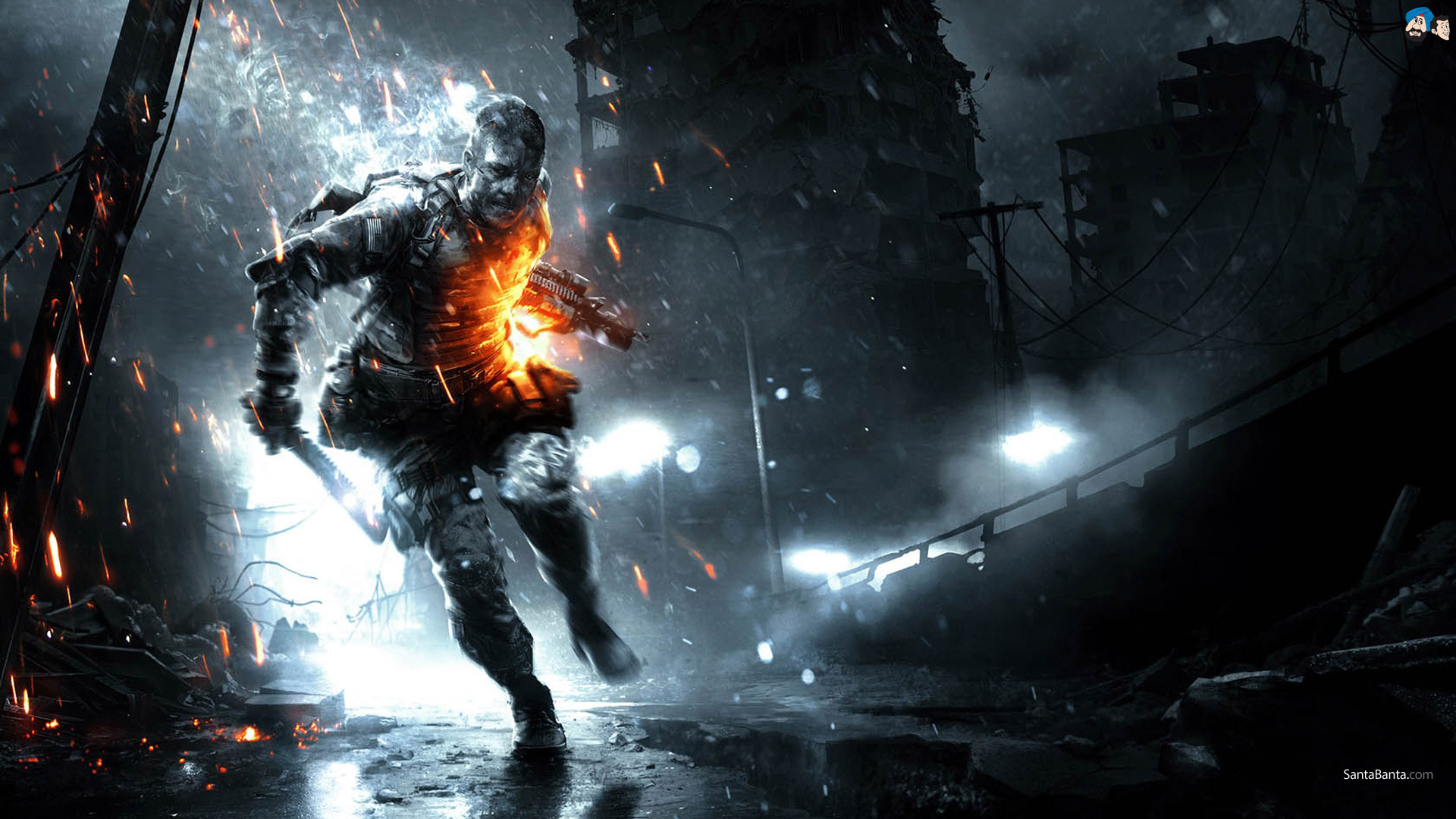 ... file hosting: Battlefield 3 Aftermath , Games , 1920x1080 , Wallpapers