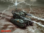 Lightnings Tank / Command & Conquer: Red Alert 3