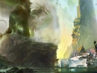 landscape / Guild War 2