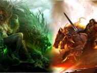 hound sand queen / Guild War 2
