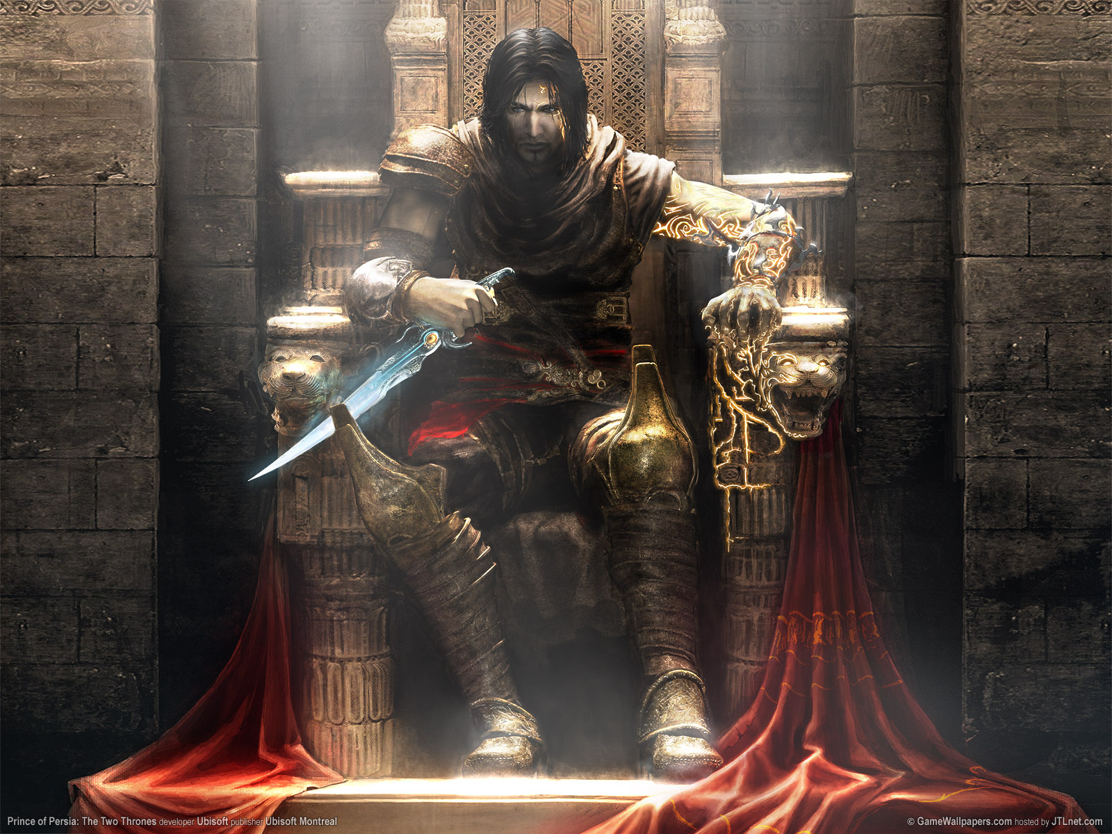 Download full size Prince of Persia wallpaper / Games / 1600x1200