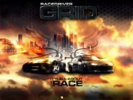 Race Driver Grid / HQ Games
