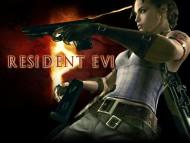 military girl / Resident Evil