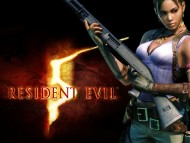 girl with gun / Resident Evil