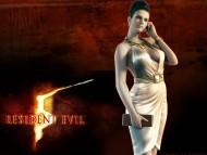 cell speaking girl / Resident Evil