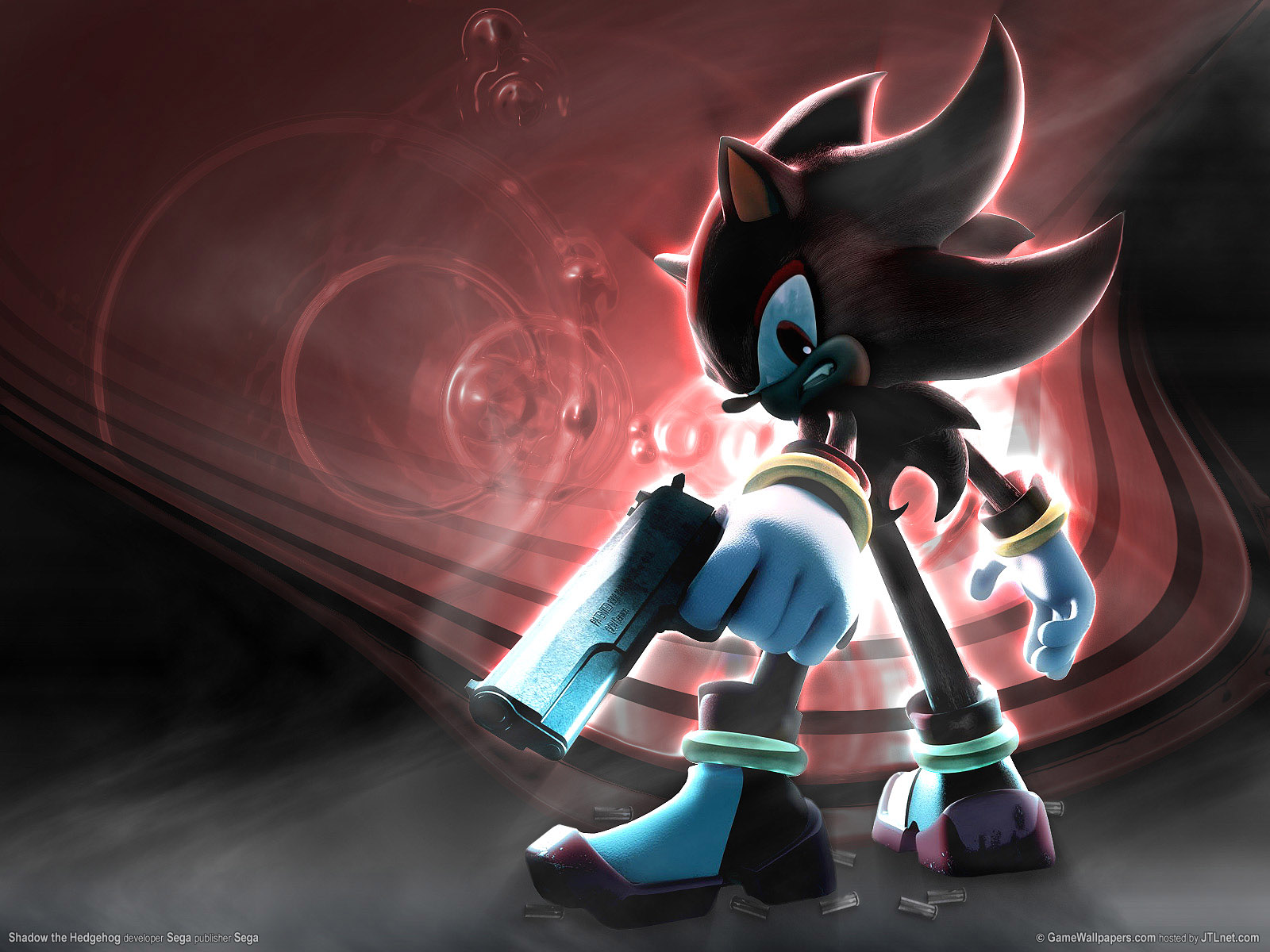 Free Download HQ Shadow the Hedgehog Wallpaper Num. 1 ...