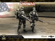 Tom Clancy's End War / High quality Games
