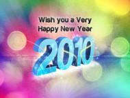 Happy New Year 2010 / Holidays