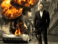 007 Quantum of Solace / Movies