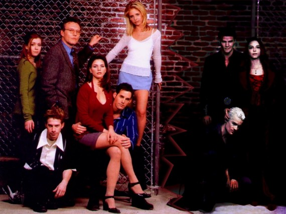 Free Send to Mobile Phone Buffy Movies wallpaper num.15