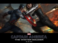 HQ Captain America The Winter Soldier  / Movies