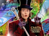 Charlie And The Chocolate Factory / Movies