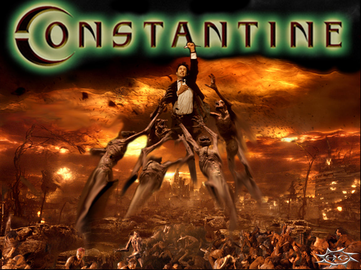 free download full size constantine wallpaper num 6
