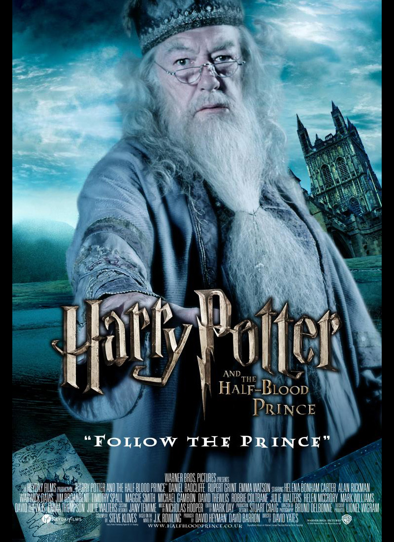 Amazon.com: Harry Potter and the Half-Blood Prince (Two-Disc Ultimate  Edition) [Blu-ray]: Daniel Radcliffe, Emma Watson, Rupert Grint, Michael  Gambon, ...