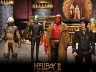 Hellboy 2 The Golden Army / Movies
