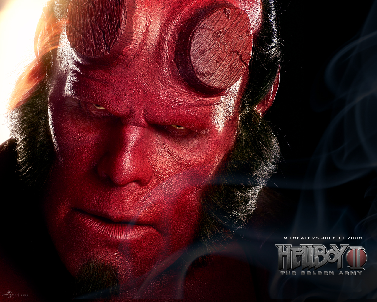 Download full size hellboy 2 the golden army wallpaper / movies