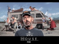 House Wallpaper RV / House M.D.