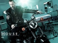 HOUSE Wallpaper Moto / House M.D.