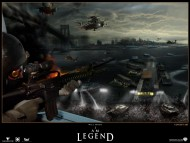 Warlike / I Am Legend