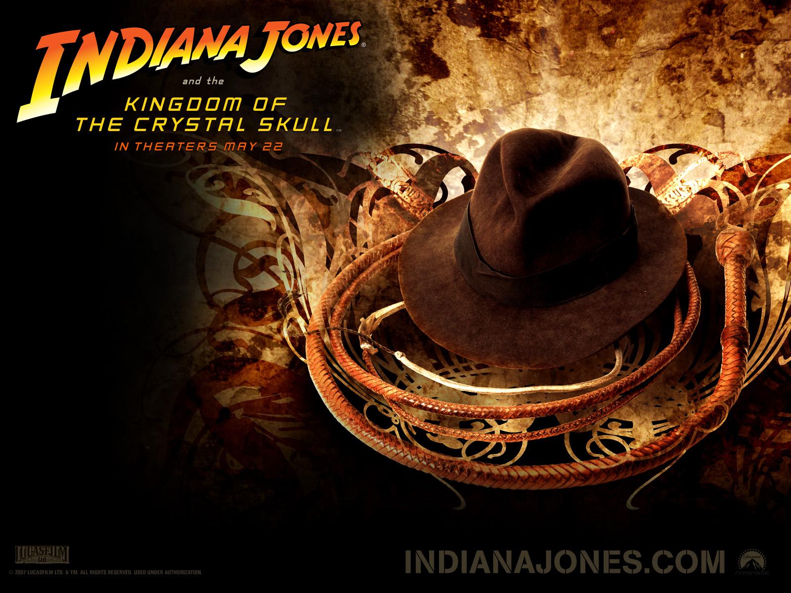 ... Indiana Jones the Kingdom Crystal Skull wallpaper / Movies / 1600x1200
