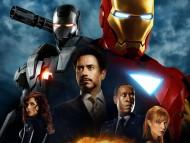 Robert Downey Jr / Iron Man 2