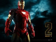 red suit / Iron Man 2