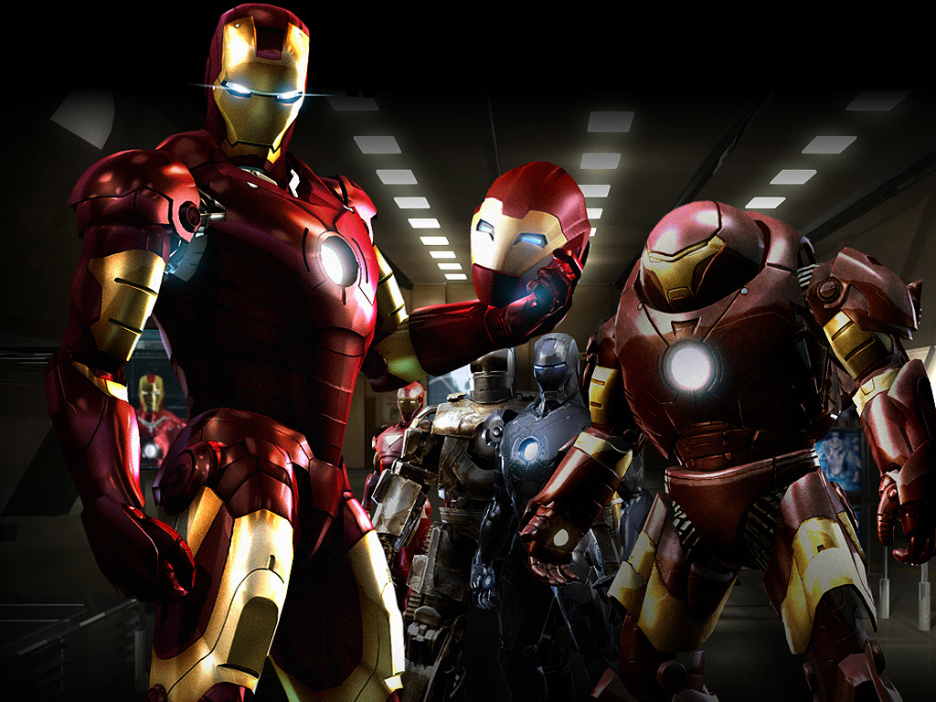 Iron Man Wallpaper K
