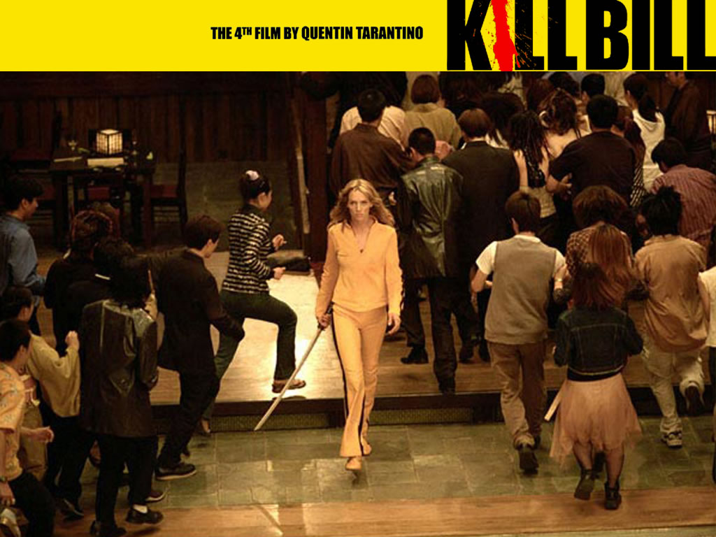 download movie killbill wallpaper - photo #28