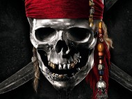 skull / Pirates of the Caribbean 4 On Stranger Tides