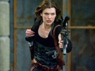 running / Resident Evil AfterLife 3D