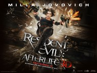 falls and fires / Resident Evil AfterLife 3D